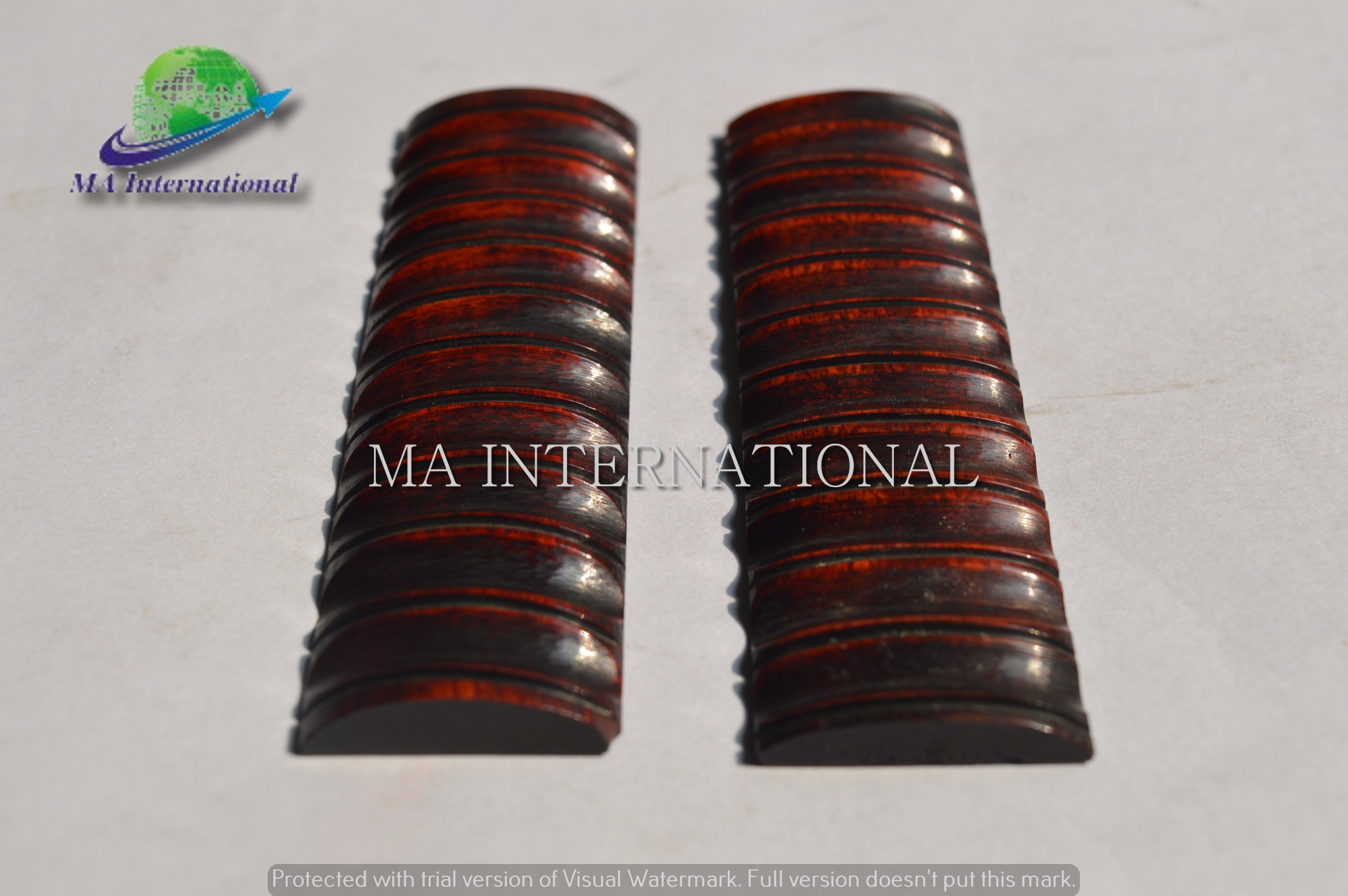 Dyed-Jigged-Impala-Red-Color-Bone-Radius-Scales-MABH-63